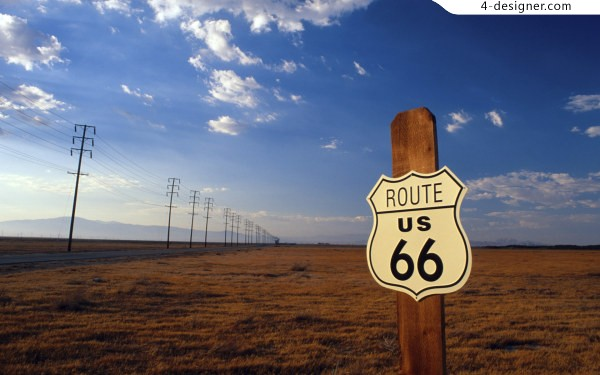 US Highway signs HD pictures