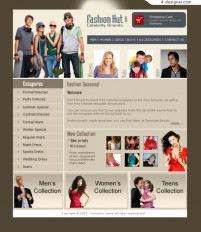 Most foreign travel website PSD layered material