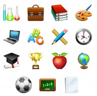 15 Education transparent PNG icon 128x128px