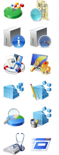 Beautifully TuneUP computer PNG icon 256x256px