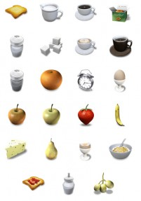 Breakfast PNG Icon 128x128px