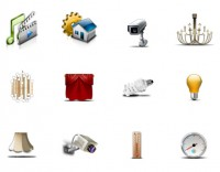 Cameras life elements PNG icon 128x128px