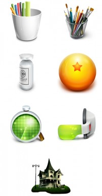 Dragon Ball Pen and PNG icons 256x256px