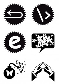 Fractal trend personality PNG Icon 256x256px