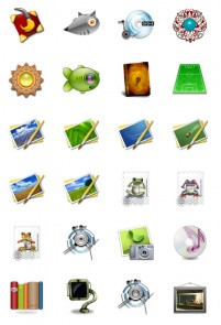 Lazy Gallery Featured Set 15 PNG Icon 128x128px