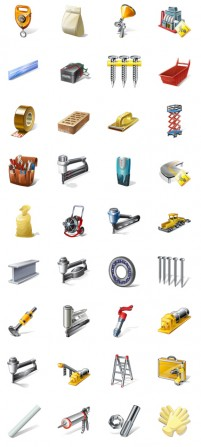 PNG icon tool used by construction companies 128x128px
