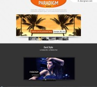 JQuery slider examples focus map
