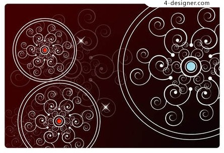 Vector pattern background 01