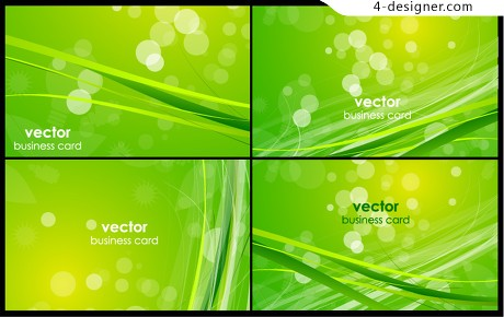 Fantasy Spring background vector material
