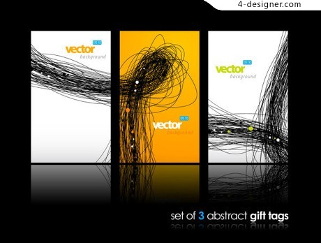 Cover line element vector material