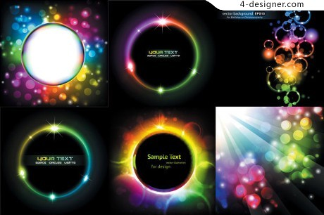 Dream Symphony light vector material