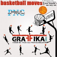 Basketball coherent action vector material