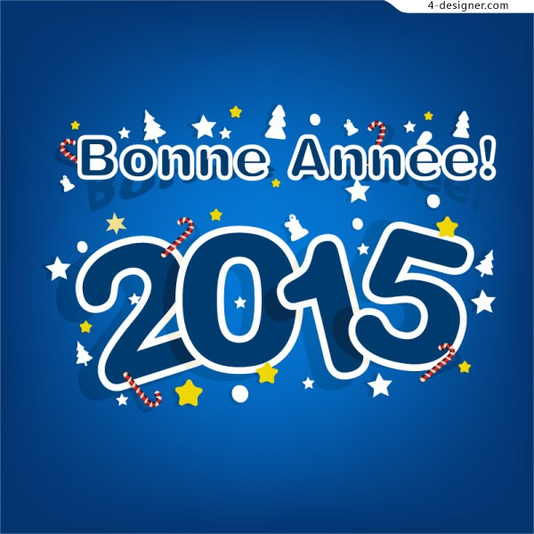 Christmas 2015 New Year Fonts