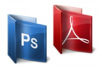 Adobe series folder icon material