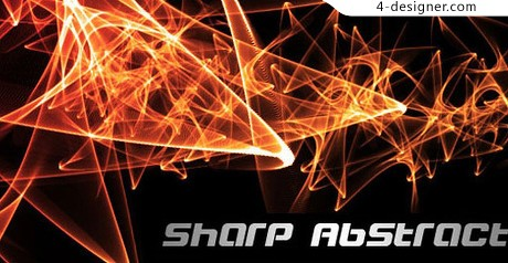 Abstract light effect PHOTOSHOP Brushes