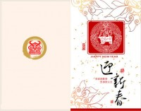 PSD2009 Chinese New Year greeting card