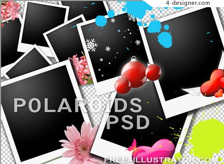Paper box psd material