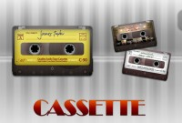 Variety cassette PSD material