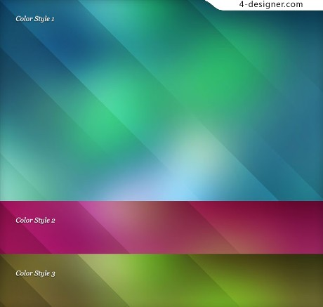 Cool light background psd material