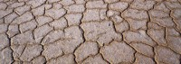 Dry land surface PSD material