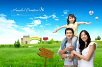 Outdoor family stratified 20