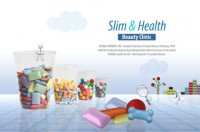 Health care posters PSD material