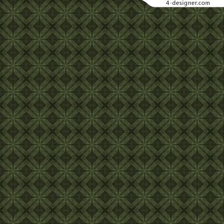 Classic shades of grass green diamond material