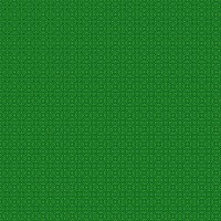 Green classic classical coins shading material