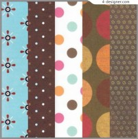 11 models of pattern background pattern material