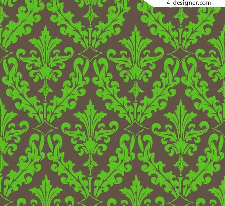Classical decorative patterns background material