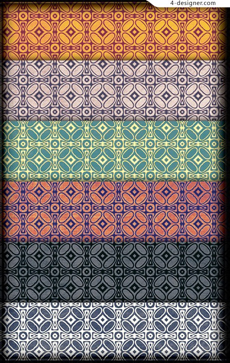 Pattern background pattern material 13