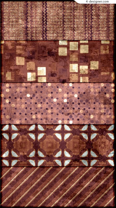 Pattern background pattern material 17