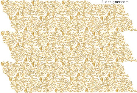 Traditional Chinese dragon pattern background material