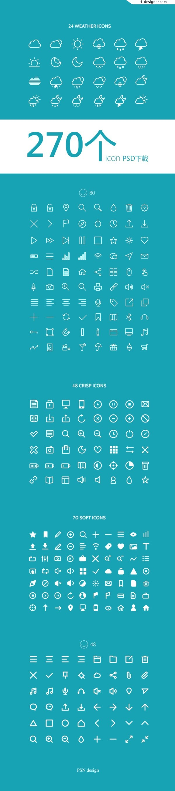 APPicon icon PSD source files