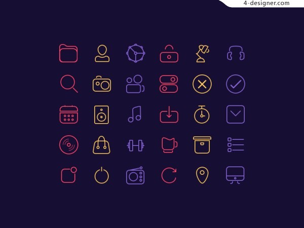 Sketch 2 pixel format the path icon 30