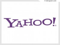 Excellent brand logo design Yahoo s preferred font Font