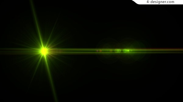 64 paragraph lens flare material
