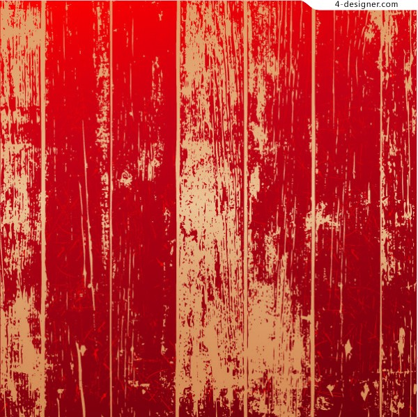 Red wood vector