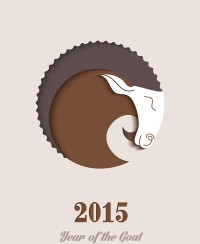 2015 Year of the Ram pattern