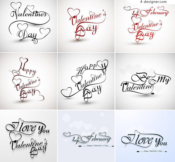 Valentine s handwriting font English