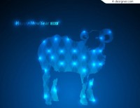 Light blue sheep free download
