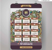 Pattern 2015 Calendar Pictures Free Download