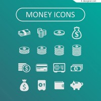 Beautifully currency icon