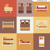 Furniture Beds icon