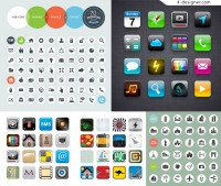 Materialized Icons