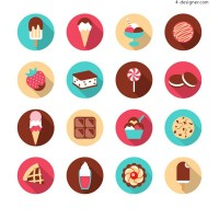 Exquisite desserts icon