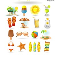 Great icon vector material