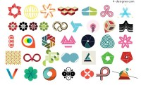 Vector Graphics Fashion material