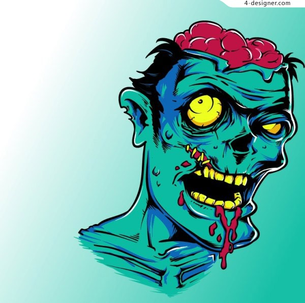 Zombie vector material