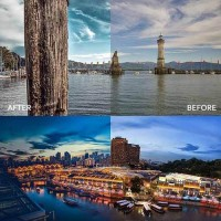 25 HDR effect Lightroom presets